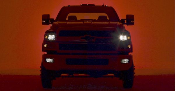 Chevy is reasserting itself in the medium duty truck world in a big way