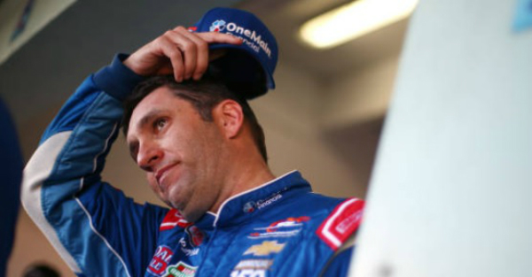 A still furious Elliott Sadler issues a warning to the driver he says cost him a championship