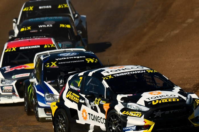 Manufacturers are scrambling to be part of a new racing class