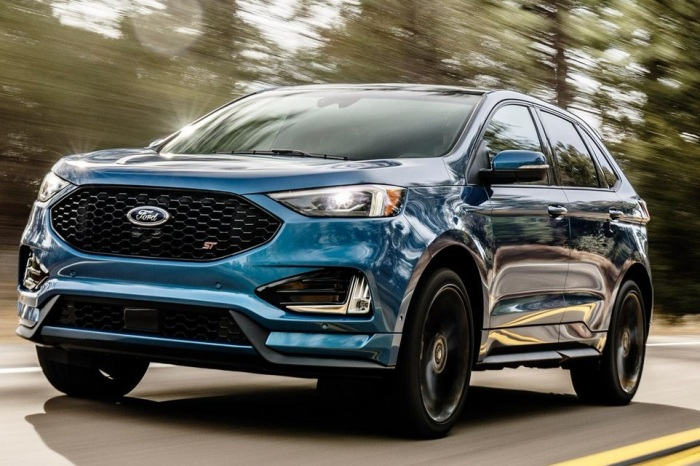 Ford's secret ST revealed before the official debut