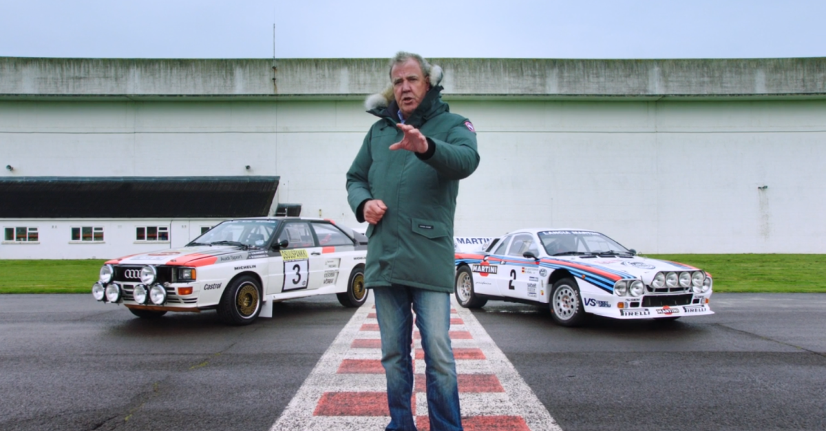 Audi vs Lancia is the classic motorsports rivalry you need to know