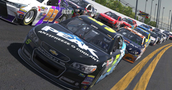 NASCAR is offering a huge prize for a race that anyone can enter
