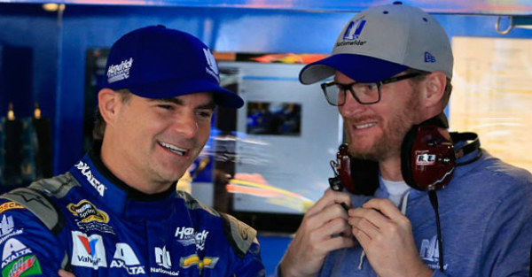 Future NASCAR Hall of Famer and racing legend will play big part in major race