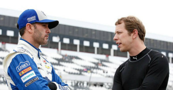 NASCAR drivers show they're very bad at picking Super Bowl winners