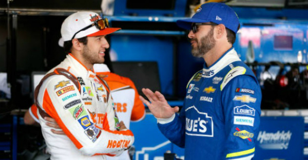 Hendrick Motorsports will make history at this Sunday's Daytona 500