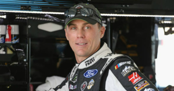 Kevin Harvick says everyone has forgotten about NASCAR's darkhorse driver
