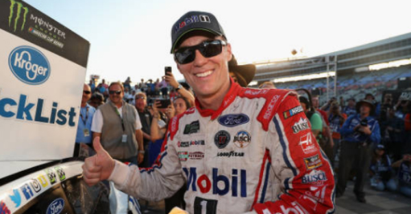 Kevin Harvick gets another year to give fans an insider's perspective on NASCAR