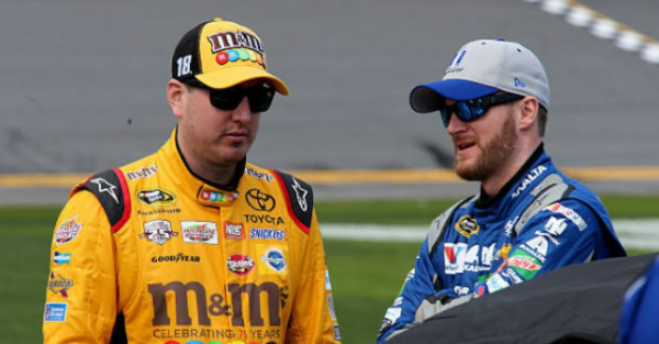 Dale Jr weighs in on NASCAR's latest controversy