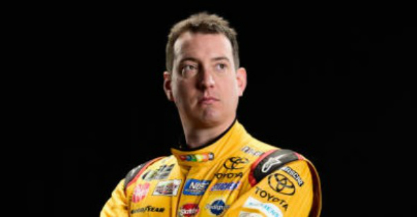Kyle Busch uses an expletive to tear into a fellow driver