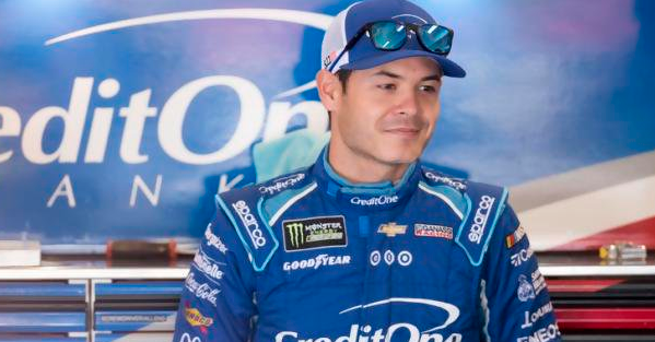 Kyle Larson comes back to the United States and just keeps winning