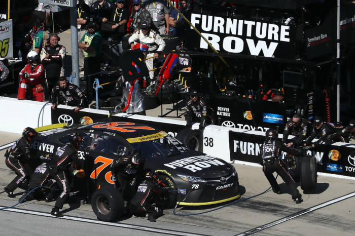 A legendary team is trying to be the next Furniture Row Racing