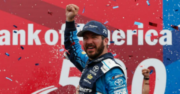 Martin Truex Jr. taken aback by a comment from a prominent NASCAR leader