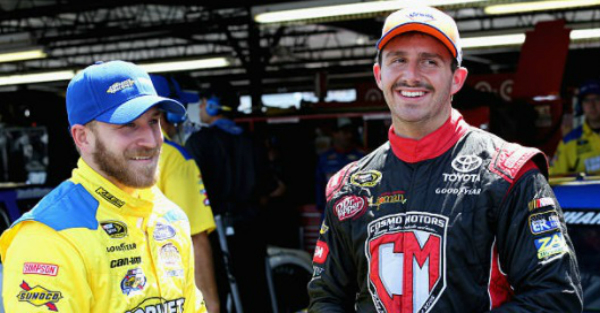 Team enters into a partnership that ensures one driver will be in every NASCAR cup series race