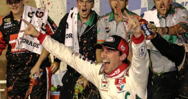 NASCAR driver gets sponsor, will continue stock car racing career at Daytona