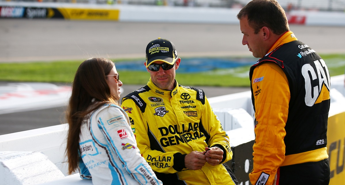 NASCAR analyst thinks it might be a long time before we see another driver like this