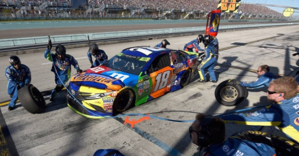Drivers are starting to worry about the impact of the new pit road rules