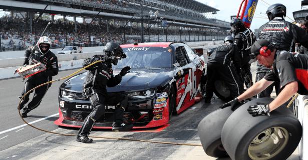 A NASCAR team has, sadly, decided to shut down