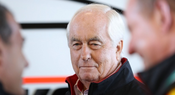 Roger Penske isn't interested in hearing any excuses about Ford's performance