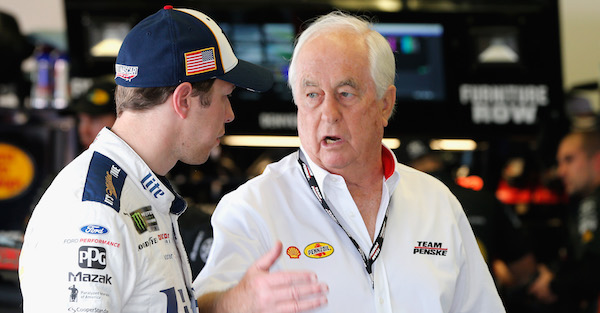 "Team Penske driver believes the race at Daytona was the ""one that got away"""