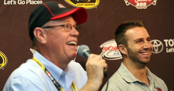 Ron Devine explains why BK Racing filed for bankruptcy