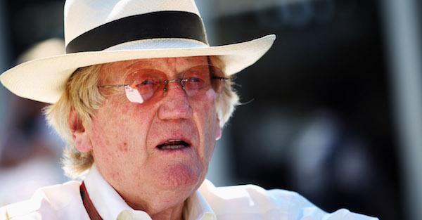 Powerful racing promoter has passed away