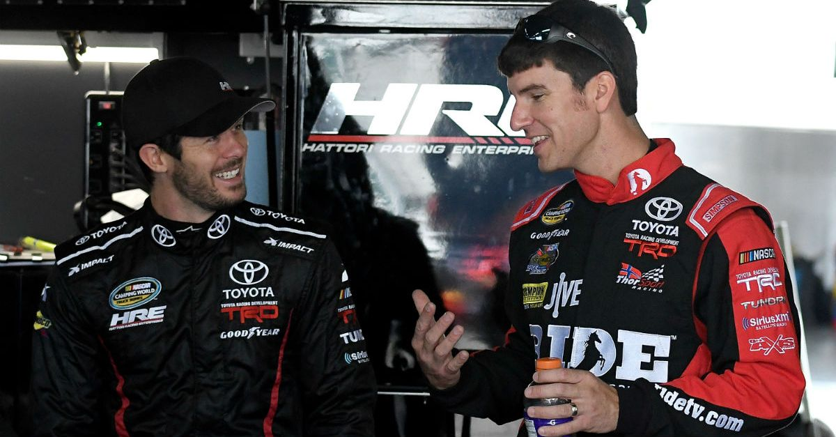 In a stunner, team announces one of NASCAR's most promising young drivers won't return