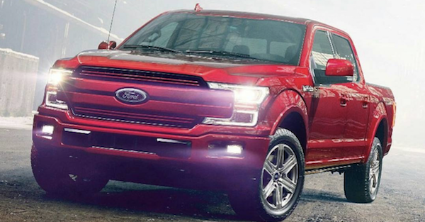 The New Ford F-150 diesel is a truck owner's dream — powerful, with great gas mileage.