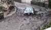 Prius in Mudslide by CBS13/Facebook