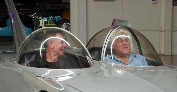 Jay Leno has been waiting 59 years to get his hands on these incredibly rare cars
