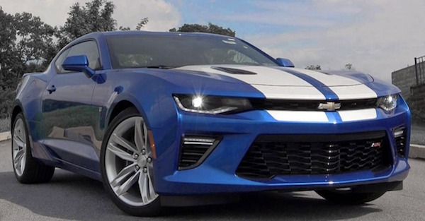 The 2019 Chevy Camaro is borrowing the Corvette's best feature
