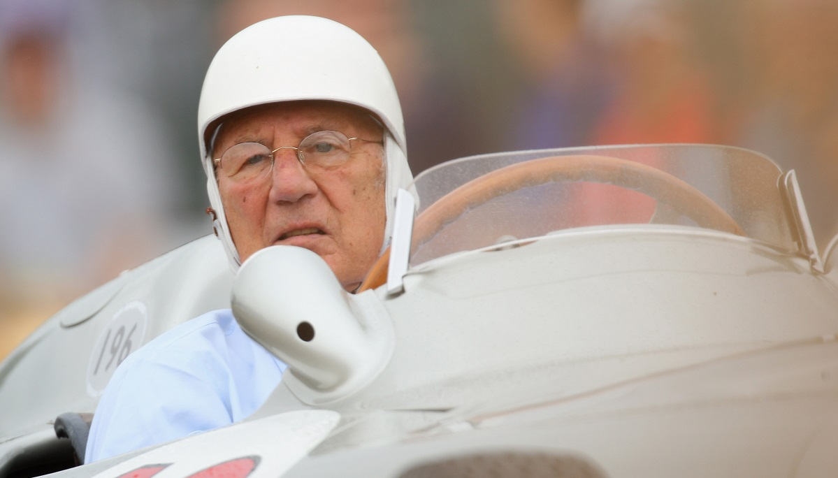 Legendary racer finally retiring at 88 years old