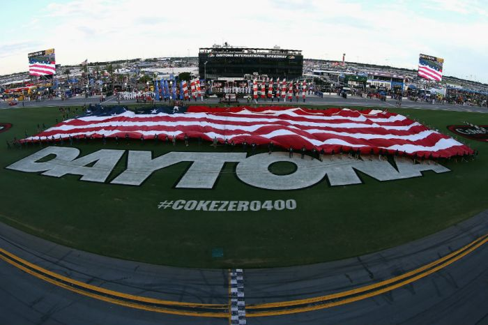 The Great American Race will have a patriotic flavor that NASCAR fans will love