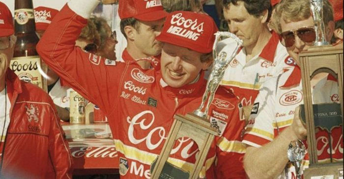 NASCAR Throwback: Remembering Bill Elliott's Big Win at the 1985 Daytona 500