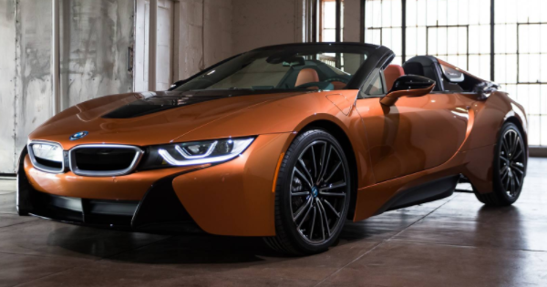One look at this BMW's i8 hybrid and you'll want one