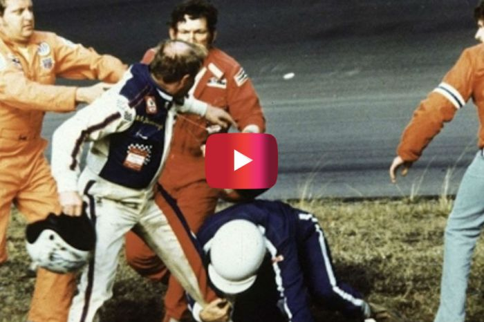 Bobby Allison Recounts the Story Behind the Infamous Daytona 500 Fight with Cale Yarborough