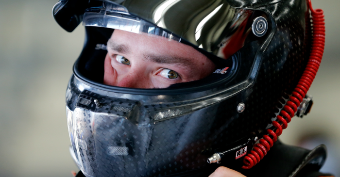 Truck series team signs a former cup series rookie of the year