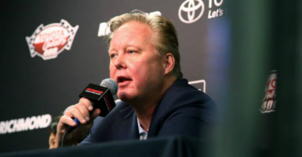 Brian France is confident NASCAR will get news that will help maintain the sport's financial health