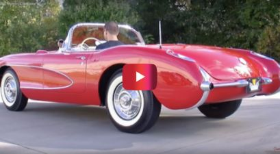 How Chevy Turned the Corvette Into an American Icon