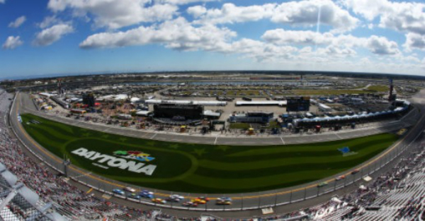 Starting positions at this Daytona race will be determined in an unusual way