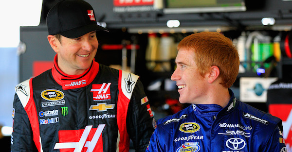 Cup series driver puts family first, decides to take a step back from the track