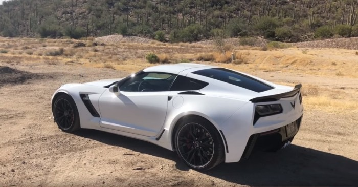 Has the Corvette finally crossed into the 'supercar' realm?