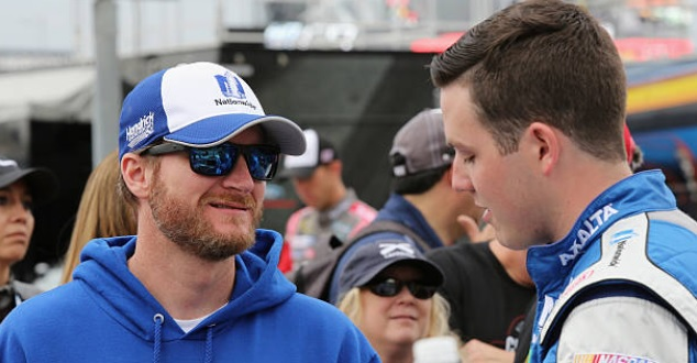 Dale Jr. reflects on his fears during his last year, and what he expects from the No. 88 now