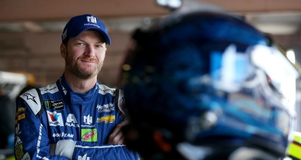 Driver wonders whether Dale Jr's Super Bowl appearance will mean much for NASCAR
