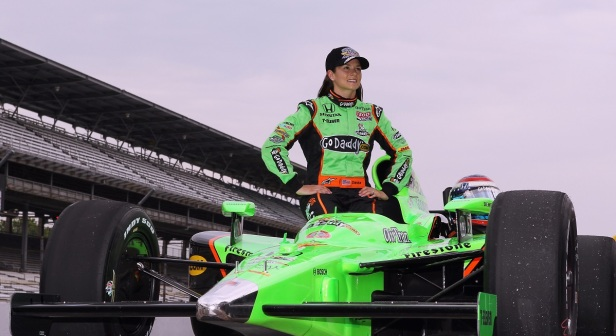 Drivers weigh in on Danica Patrick's chances at the Indy 500