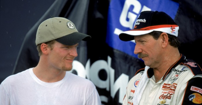 Dale Earnhardt Jr. says he had two choices after his dad's death at Daytona