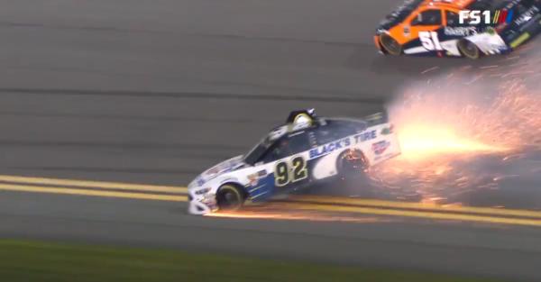 NASCAR has a big problem on its hands
