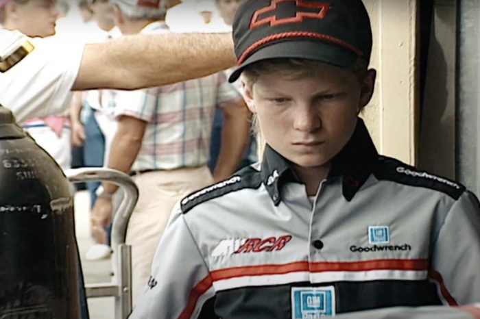 "Goodyear Ad Featuring Dale Jr. Shows How He Wanted to ""Make My Own Name"""