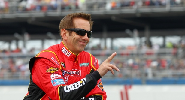 Former NASCAR driver Greg Biffle has a new team