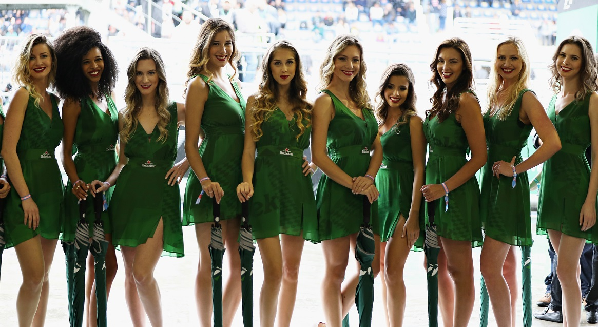 "Grid Girls livid after losing their jobs to ""political correctness gone mad"""