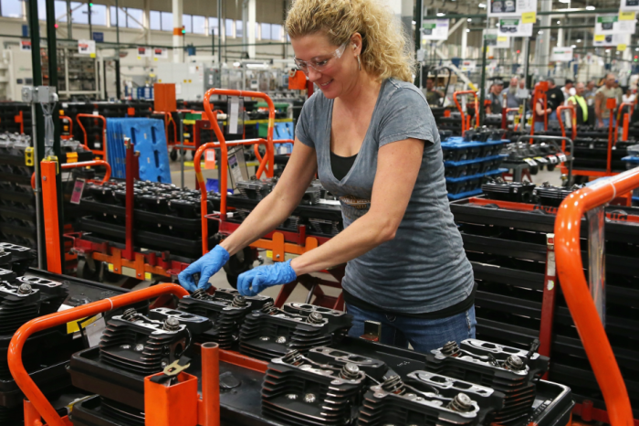 This iconic American motorcycle company will close its factory's doors amid sales crisis